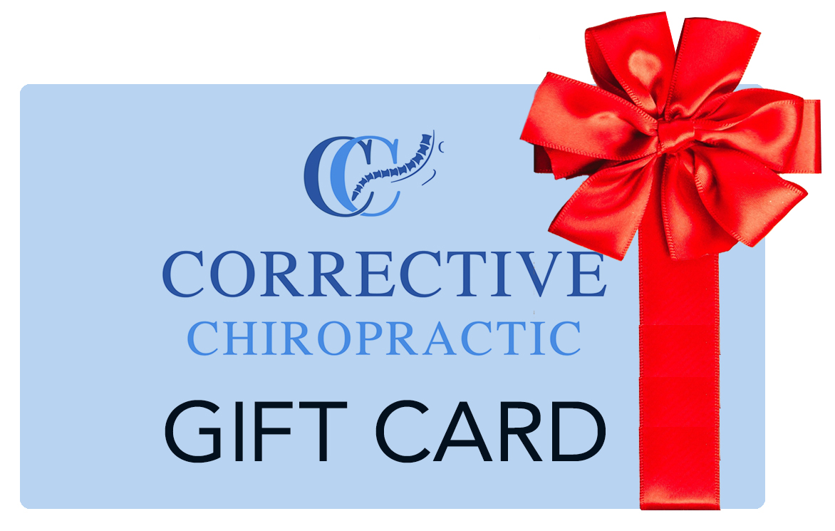 Corrective Chiropractic Gift Card