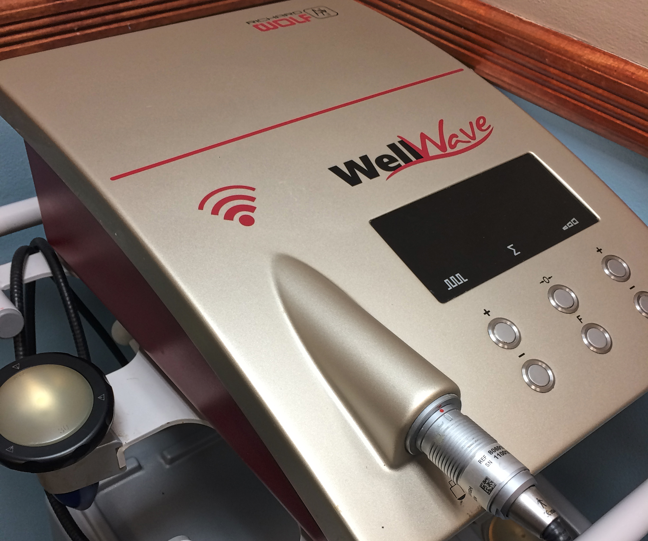 Wellwave Acoustic Compression Therapy