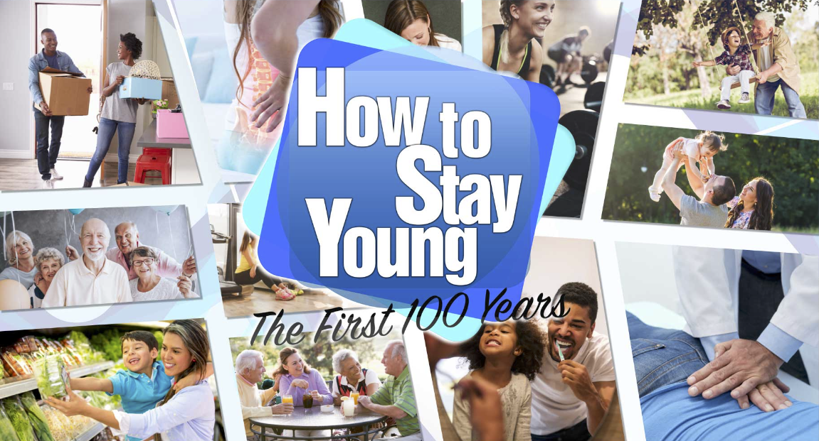 How To Stay Young Seminar