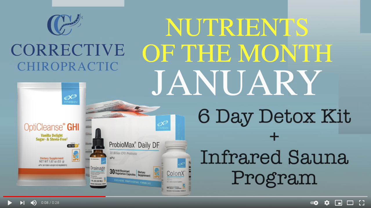Nutrient of the Month January 2021